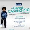 Participer au jeu-concours KIABI - Le Grand Casting de 2010