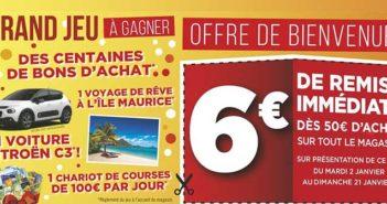 www.geantcasino.fr - Grand Jeu Concours Géant Casino