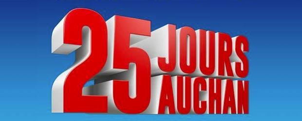 Grand Jeu 25 Jours Auchan