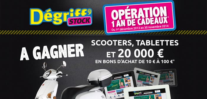 Grand Jeu Degriff'stock