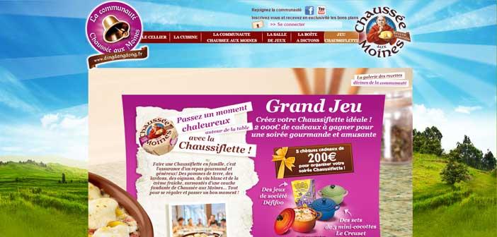 www.dingdangdong.fr – Grand jeu Chaussée aux Moines