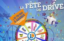 Grand Jeu Fête du Drive E.Leclerc