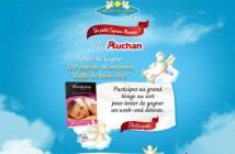 Grand Jeu Auchan Un petit Caprice Maman