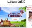 Grand Jeu Concours La Maison Guiot