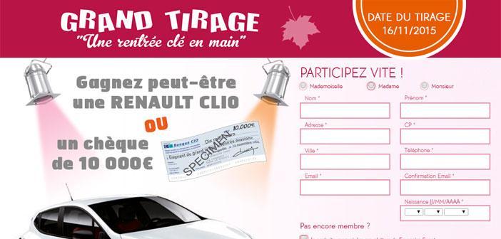 Francoisesaget.com – Jeu Rentrée Clé en main Francoise Saget