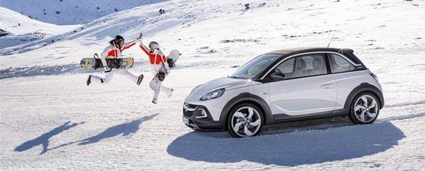 Jeu Concours Opel Adam Rocks