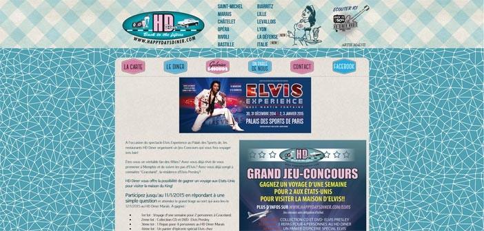 Grand Jeu Elvis Experience