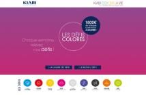 Jeu Concours Kiabi Les défis colorés