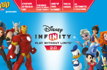 Jeu Cany'up Disney Infinity