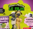 Jeu Haribo Shaun le mouton Chamallows