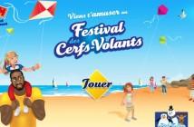 Jeu Pitch Teddy Festival des Cerfs-volants