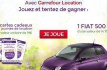 Grand Jeu Carrefour Location