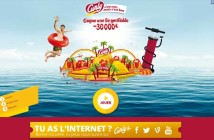 Grand Jeu Curly Gonfle ton île