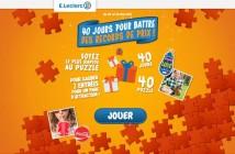 Grand Jeu du Puzzle E.Leclerc