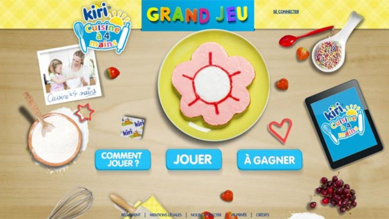 Grand Jeu Kiri Cuisine A 4 Mains Kiri Fr Bestofconcours