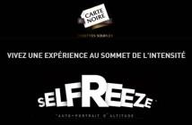 Grand Jeu Selfreeze Carte Noire