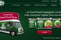 Jeu Cassegrain Food Truck Party
