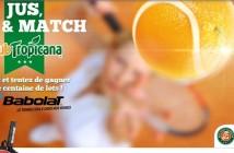 Jeu Tropicana Roland Garros