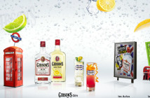 Jeu Gin Gibson's Save The Fizz