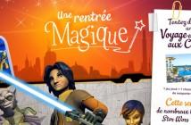 Grand Jeu Carrefour Une rentrée magique