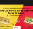 Grand Jeu Pattex Junior Astérix