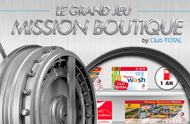 Grand Jeu Total Mission Boutique