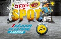 Grand Jeu Whaou Choisis ton Spot