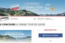 Jeu Le Grand Tour de Suisse