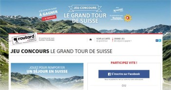 Jeu Le Grand Tour de Suisse – Routard.com