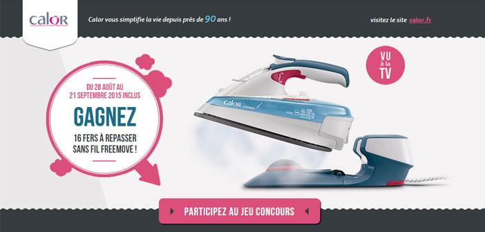 Grand Jeu Calor Freemove – Calor.fr