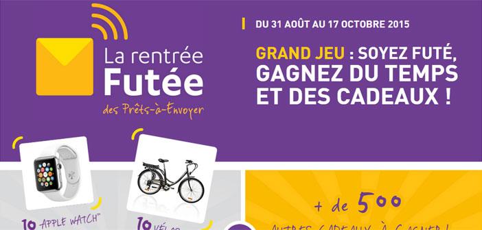 Jeu Concours La Poste La Rentrée Futée – Laposte.fr