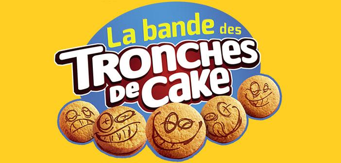 Grand Jeu La bande des Tronches de Cake