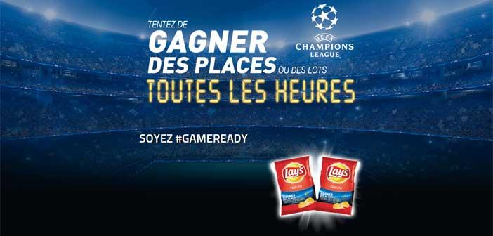 Jeu Concours UEFA Champions League