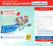 Grand Jeu Produits Carrefour