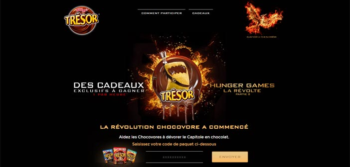 Chocovore.fr – Grand Jeu Hunger Games Chocovore