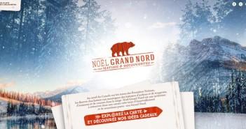 Grand Jeu Noël Grand Nord