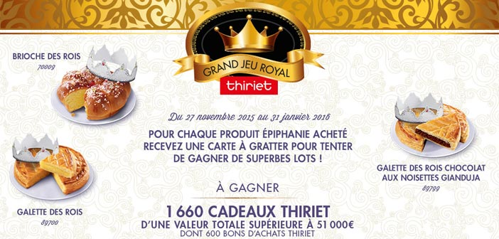Grand Jeu Royal Thiriet