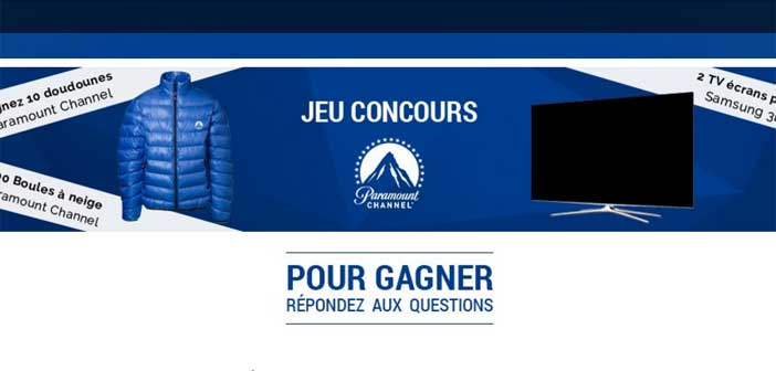 Concours Paramount Channel Free