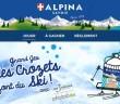 Grand Jeu Alpina Savoie Crozets