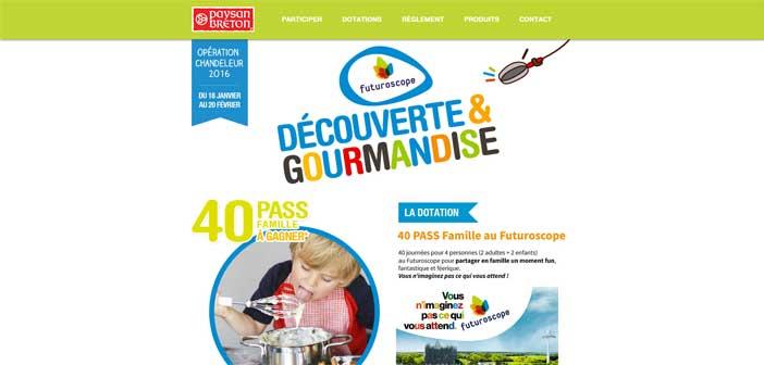 Grand Jeu Beurre Paysan Breton