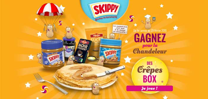 Grand Jeu Skippy Chandeleur
