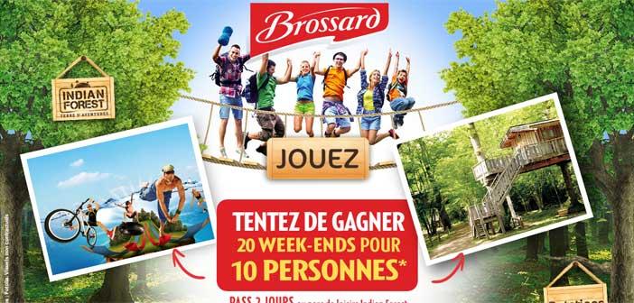 Jeu Brossard Partagez Aventures et Sensations