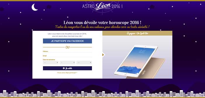 Jeu Astro Léon de Bruxelles 2016