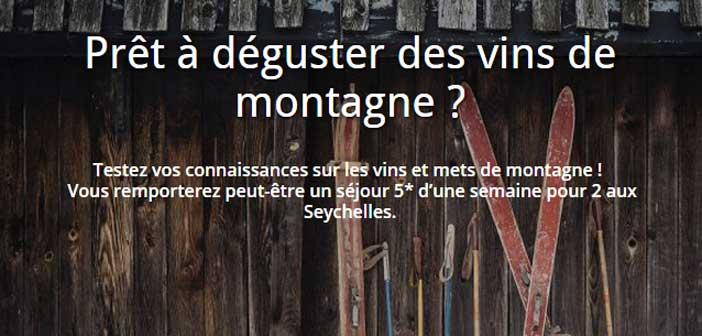 Jeu Concours Lefigaro.fr Vin