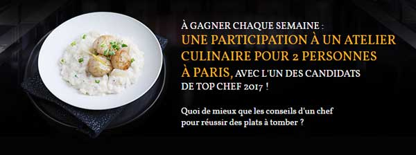 Grand Jeu Top Chef Taureau Ailé