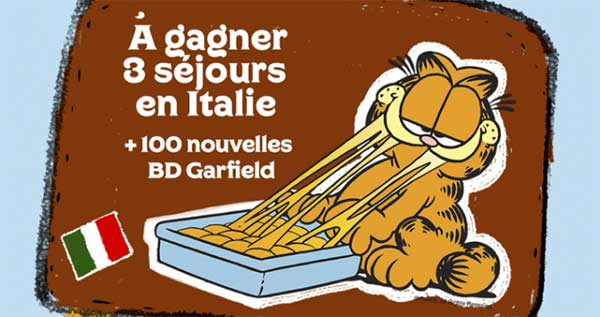 Grand Jeu Del Arte Garfield