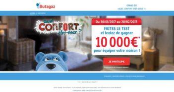 Grand Jeu Butagaz 10.000 euros à gagner