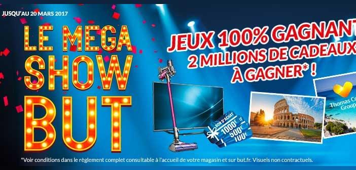 Grand Jeu Mega Show But.fr