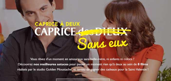 www.capricedesdieux.com - Jeu Caprice à Deux, Caprice sans Eux