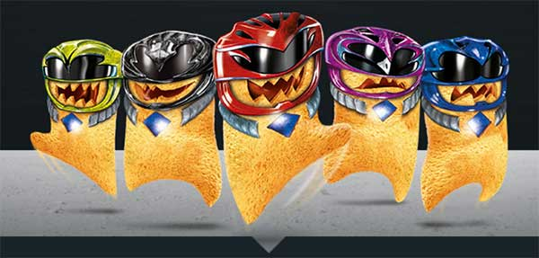 Grand Jeu Chocovore Power Rangers